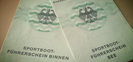 Sportbootführerscheine