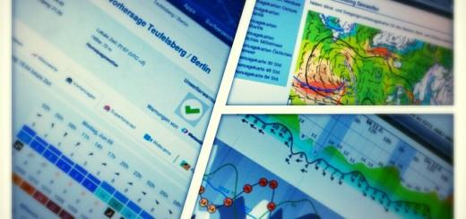 Segelwetter Apps im Vergleich