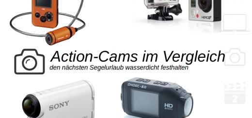 Action-Cams im Vergleich