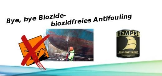 Thema biozidfreie Antifouling