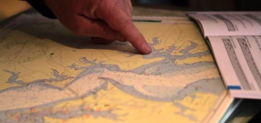 Seekarte betrachten